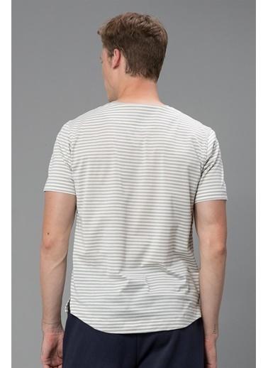 Lufian Tişört Bej